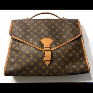 Louis Vuitton Beverly briefcase